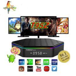$enCountryForm.capitalKeyWord NZ - T95Z Plus Android 7.1 TV Box Amlogic S912 Octa-Core 3G 32G Marshmallow Dual Wifi HDMI 4K Media Player Smart Tv Box BETTER MXQ PRO