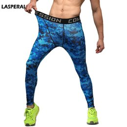 7e08534761 LASPERAL Running Tights Mens Jogging Sports Legging Gym Fitness  Bodybuilding Tights Exercise Quick Dry Pant Plus Size Sportswear