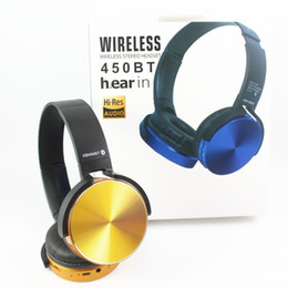 Wireless Bluetooth Headphone Over-Ear Wireless Foldable Headphones with Mic  BT 4.1 FM Radio SD TF Card Headset a678ae8073642