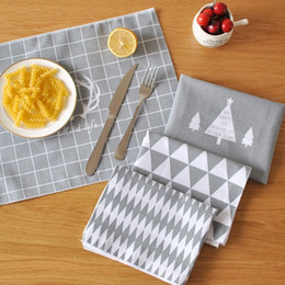 $enCountryForm.capitalKeyWord NZ - new table Decoration For Home Dinner set Knife Fork Bag Table Mat Placemats suit Santa Claus Snowman Christmas Ornament New Year wn332B