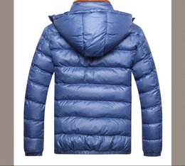 Wholesale mens quilted jackets for sale - Group buy Male Autumn Winter Hooded Jacket Men Parka Quilted Padded Wadded Windbreaker Male Mens Jackets And Coat Parkas Overcoat High Quality