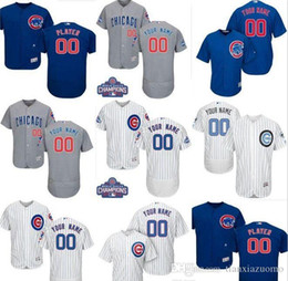 dd308f99d 2016 World Series Champions patch CUSTOM Co Cubs Mens Women Youth Customized  Majestic 100% Stitched Baseball Jersey SIZE S-XXXL