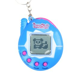 Ingrosso 2018 Tamagotchi Electronic Pets Toys 90S Nostalgic 49 Pets in One Virtual Cyber Pet Toy Regalo per bambini 6 Style Tamagochi