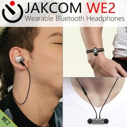 Wireless Headphones Cable Canada - JAKCOM WE2 Wearable Wireless Earphone Hot Sale in Headphones Earphones as auriculares cable buddy laptop