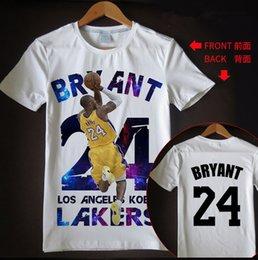 6659d7b9692 New arrival t shirt men women Kobe Bryant 3D printed T-shirts casual  Harajuku style summer tops AS17