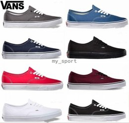 4ec0d57cbac8 2018 Vans Old Skool Low Canvas Shoes Classic Black White Brand zapatillas  de deporte Women Mens Authentic Vans Shoe Casual Sneakers