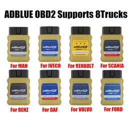 renault man 2018 - LONGFENG LF64 Adblue DEF & NOx Emulator Via OBD2 For BENZ FORD IVECO RENAULT VOLVO DAF MAN SCANIA Truck discount renault
