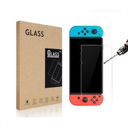 Anti-Scratch HD Ultra Premium Tempered Glass Protect Film for Nintend Switch NS Console Screen Protector Cover Skin from laptop bluetooth adapter suppliers