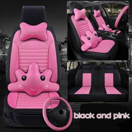 Pink Car Seat Covers Sets NZ