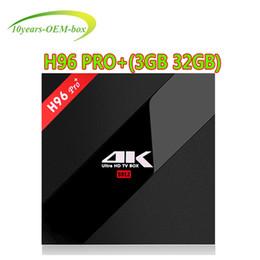 $enCountryForm.capitalKeyWord NZ - H96 Pro+ 2G 3G DDR3 16G 32G Flash 2.4G 5GHz Wifi HD2.0 4K S912 tv box Octa Core Android 7.1 smart android tv box H96 PLUS Set top Box