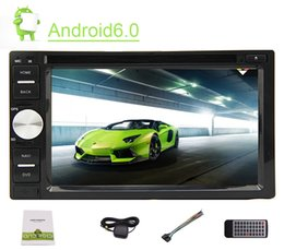 Mobile 3d videos online shopping - Anroid Car Stereo in Dash Headunit Double Din Car dvd GPS Navigation D Map Capacity Screen Steering Wheel Bluetooth