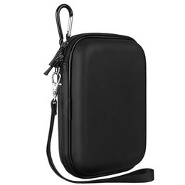 drive carrying case 2019 - EVA Shockproof Hard Drive Carrying Case ,Travel Carrying Case for 2.5-inch Portable External Hard Drive- Black discount