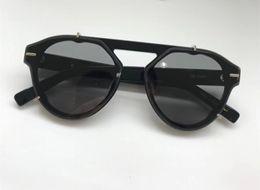 Discount tie cases - Luxury BLACK TIE 254 Sunglasses For Women Summer Rectangle Style Sunglasses UV Protection Lens Italian Design Top Qualit