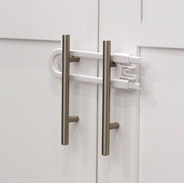 $enCountryForm.capitalKeyWord NZ - Sliding Cabinet Locks Multi-Purpose Baby Proof Child Safety Lock No Tools Or Drilling Super Strong Cabinet Knobs Handles Childproof