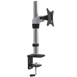 "China HONGHUA 15-27"" LCD TV Desktop Mount Free Lifting Table Clamping Monitor Holder Base Stand Mount cheap lcd desktop mount suppliers"