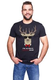Colours Men T Shirt NZ - NEU Colour Fashion Größe S - XXL lustig witzig Gentleman Aufdruck Herren T-Shirt Brand Cotton Men Clothing Male Slim Fit T Shirt
