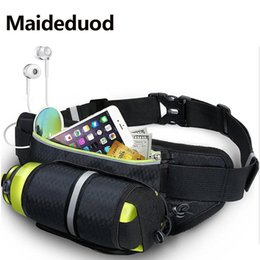 Wholesale Men Hidden kettle sports Waist Bag Pack Travel Phone Belt Bag Pouch for Men Women Men Fanny pack Casual Hip pack