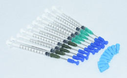 $enCountryForm.capitalKeyWord NZ - 1ml Syringe with 14G and 18G 1'' Blunt Needle with Matching Cap (Pack of 10)