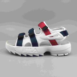 Sneaker Sandals UK - 2018 Fashion Men Disruptor2 Sandals Fashion Sports  Slippers Trail Outdoor Water Shoes bfc99bcb8