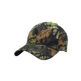 18acf37eec5 XYKGR Jungle Camouflage Hat Men s Trend Baseball Cap Fashion Outdoor Sports  Camping Mountaineering Sun Hat Women s Vintage Cap