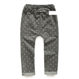 $enCountryForm.capitalKeyWord UK - MRJMSL Hot selling size100~140 children pants for boys trousers child harem pants anchor navy blue grey 2018