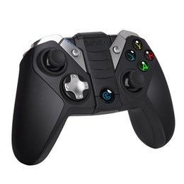 Tablet Wireless Controller Australia - GameSir G4 Wireless Bluetooth Controller for Android TV BOX Smartphone Tablet VR Games Wired Gamepad for PC