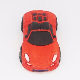 Cake Cars UK - C122 3D Sports car aromatherapy plaster decoration mould chocolate fondant decoration baking mousse silicone mold