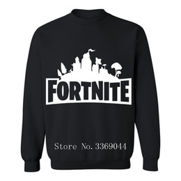 Discount sd delivery - can be substituted for delivery. SD Long sleeved 3d Fortnite white Comfortable fashion 3d in men hoodies 2018 trend