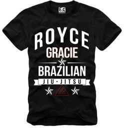 Vente en gros E1SYNDICATE T SHIRT ROYCE GRACIE BRESILIEN JIU JITSU MMA UFC NICK DIAZ NATE 2942