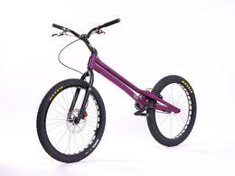 $enCountryForm.capitalKeyWord Canada - ECHOBIKE GU 24 Inch Bike Complete trial bike Trial Aluminum alloy Carbon Parts ECHO KOXX Rockman MONTY Hashtagg Red Trial Bike