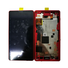 $enCountryForm.capitalKeyWord NZ - LCD Screen Display For Sony Z3 MINI LCD Z3 Compact LCD Digitizer Screen Replacement Touch Display With frame Assembly Tools Complete