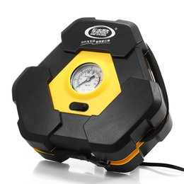 $enCountryForm.capitalKeyWord NZ - Heavy Duty Air Compressor Pump 12V 100 PSI Tire Inflator Pump for Car, Truck, Bicycle, RV and Other Inflatables