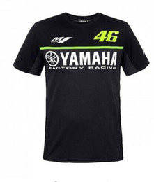 89932ef3105 Yamaha 46 online shopping - Valentino Rossi VR46 For Yamaha Racing Black  MotoGP Men s T