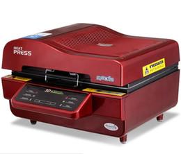 Wholesale Multi-functional 3D Sublimation Vacuum Heat Press Machine Phone Cases Mugs Plate Heat Transfer Machine 2800W 110 220V