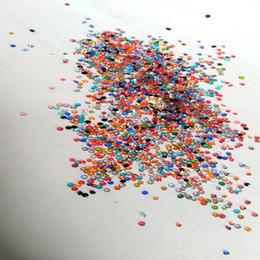 $enCountryForm.capitalKeyWord Canada - 1440pcs SS3 Rhinestones For Nail Art Decoration Pixie Crystal Glass Stones pointed Back AB Clear Half-beads 3D Rhinestone 1mm