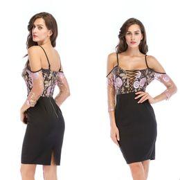 b49da5d50 Off Shoulder Lace Pencil Dress Online Shopping
