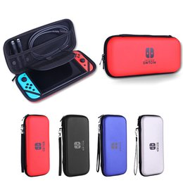 Hard carry case for nintendo online shopping - For Nintendo Switch Travel Carrying Case Storage Hard Shell Protective Case Portable EVA Bag Pouch for Switch Console Handle
