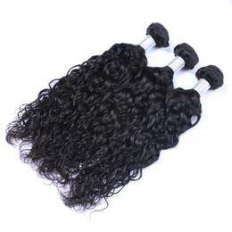$enCountryForm.capitalKeyWord Australia - 9A Brazilian Natural Wave Unprocessed Peruvian Indian Malaysian Cambodian Virgin Natural Wave Extensions 100% Human Hair Weaves