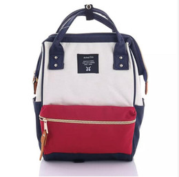 China Japan School Backpacks For Teenage Girls Cute School Backpack For School College Bag For Women Anello Ring Backpack cheap cute school bags for teenage girls suppliers