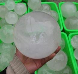 $enCountryForm.capitalKeyWord Canada - 100MM Factory direct sales of East China Sea natural white crystal ball ornaments, crystal ball decoration