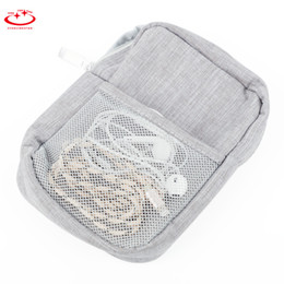 Discount mobile gadgets - Nylon Storage Bag Travel Kit Small Bag Mobile Phone Case Case Digital Gadget Device USB Cable Data Cable Organizer Trave