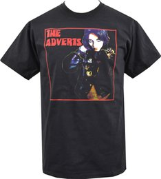 China GAYE ADVERT 1977 PUNK BASS GIG FLYER ELECTRIC CIRCUS S-5XLMens 2018 fashion Brand T Shirt O-Neck 100%cotton T-Shirt suppliers