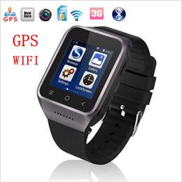 Smartwatch Gps Wifi Camera Australia - ZGPAX 1.54 Inch 3G smartwatch Android MTK6572 Dual Core 2.0MP Camera WCDMA GSM Smart Watch with Email GPS WIFI Watch phone