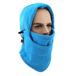Masks Wig NZ - Winter Outdoor Windproof Balaclava Multifunctional Wigs Cap Thermal Face Mask snowboard Cycling cap for women men
