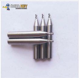 $enCountryForm.capitalKeyWord NZ - 2pcs lot P20 end milling cutter HSS drill bit for AN-SAN Panther dimple & laser key cutting machines TR2050 model