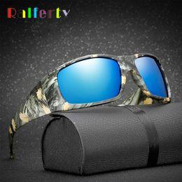 31859846d50 Ralferty Polarized Sunglasses Men High Quality Camouflage UV400 Sun Glasses  Male Fishing Driving Sport Goggles Eyewear K1027