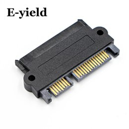 Chinese  SFF-8482 computer cable   connectors SAS to SATA 22 pin Hard Disk Drive Raid Adapter with 15 Pin Power Port manufacturers