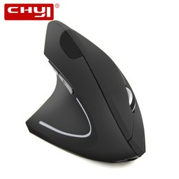 $enCountryForm.capitalKeyWord Canada - CHYI Wireless Rechargeable Left Hand Vertical Mouse Ergonomic 2.4Ghz 800-1200-1600DPI Adjustable Built-in Li-lion Battery For PC