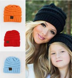 Trustful Calofe Winter Kid Colors Hats Girls Boys Children Crochet Warm Caps Scarf Set Baby Girls Bonnet Enfant Cartton Cute Hat Girl's Hats Apparel Accessories