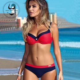 132537a41d3af Bikini Two NZ - Swimsuit Female Bikini 2018 Women s Swimsuits Africa  Swimming Trunks For Beach Bathing